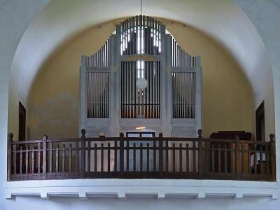 Rozeschlé varhany přinutily organizátory koncert přesunout