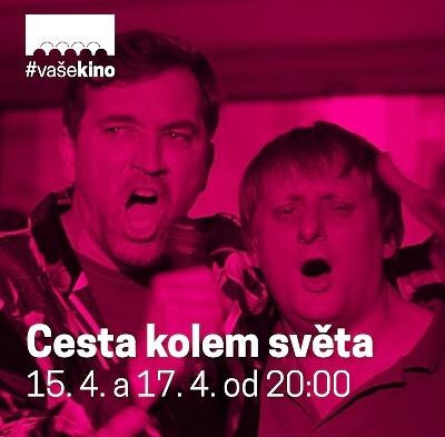 Projekt Vaše kino pokračuje v Jablonci i po velikonocích