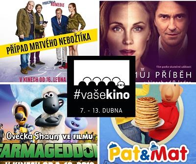 Virtuální kino promítá v Jablonci i o Velikonocích