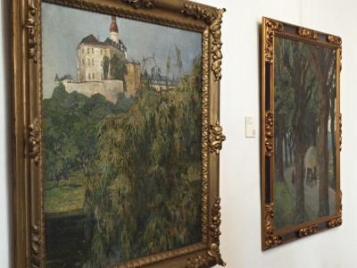 Neznámé palety malířů Jizerských hor