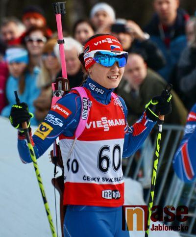 Právě včas vybojovala Veronika Vítková na Světovém poháru bronz
