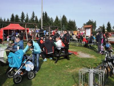 Vítězem soutěže Vesnice roku 2014 Libereckého kraje je obec Rádlo