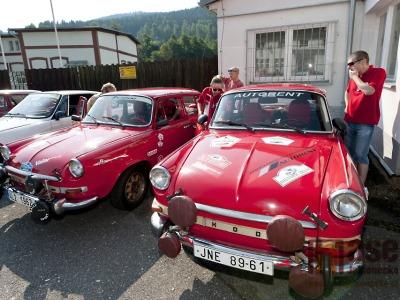 Auta do roku výroby 1989 se sjedou na čtvrtý ročník Veterán show Huť