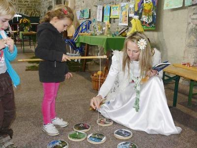 Dětský den s vílou Izerínou už poosmé na Jizerce