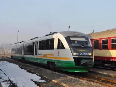 Úpravy nádraží v Žitavě ovlivní adventní vlaky z Liberce do Drážďan