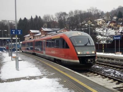 Dopravce Arriva přidává po problémech na trať další Siemens Desiro