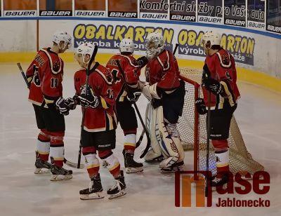 Kvalitní hokejová příprava Jablonce s ambiciózním Vrchlabím