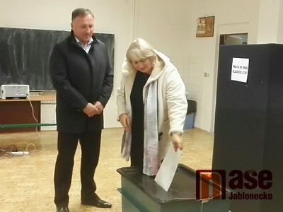 Video: Jak volili někteří politici v Jablonci