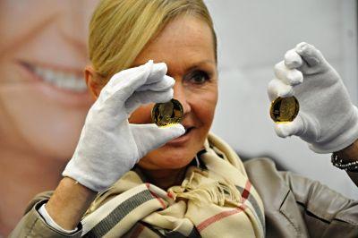 Helena Vondráčková slaví jubileum na scéně vlastní medailí
