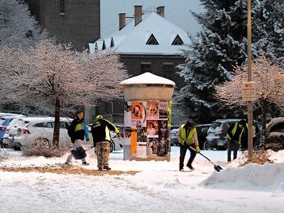 Zima zatím přišla jabloneckou radnici na 7 milionů