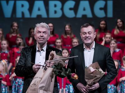 Svěceného Mikuláše hostili Vrabčáci v rámci svého koncertu