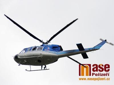 Po zloději na Smržovce pátral i vrtulník, může jít o uprchlého vězně