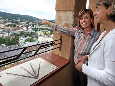 Po třech letech je možné vidět Jablonec z radniční věže