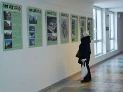 Nové výstavy probíhají v jablonecké nemocnici