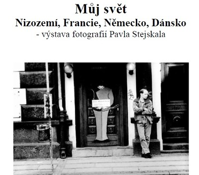 Výstavu fotografa Pavla Stejskala hostí smržovský zámeček