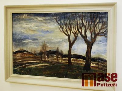 Výstavu Miloslava Janků ke 100. výročí narození pořádá Galerie Detesk