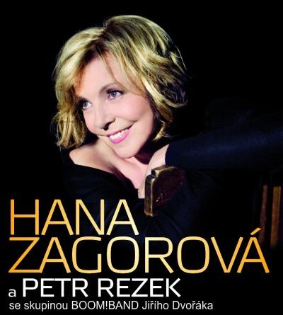 Hana Zagorová s Petrem Rezkem přijedou zazpívat i do Jablonce