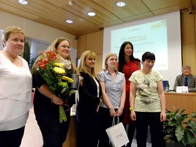 Oceněním poděkovali zaměstnavatelům zdravotně postižených lidí