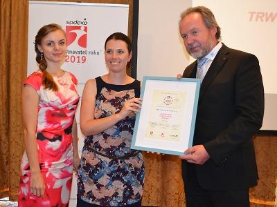 Jablonecký závod ZF vyhrál cenu zaměstnavatele regionu