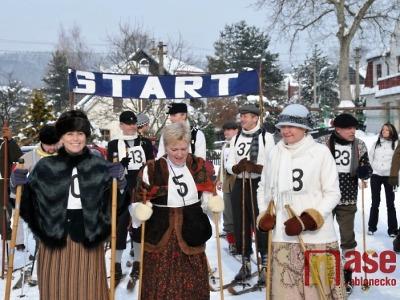 Na konci ledna budou v Zásadě znovu lyžovat po staru