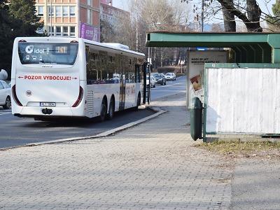 Dočasná změna autobusové linky Kokonín – Horní Proseč