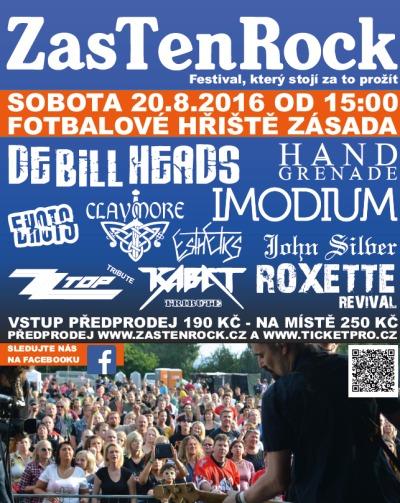 ZasTenRock v Zásadě není jen festival
