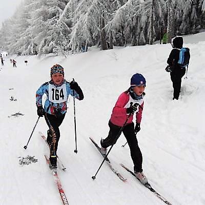 Pohár Libereckého kraje lyžařů 2019 žactva skončil