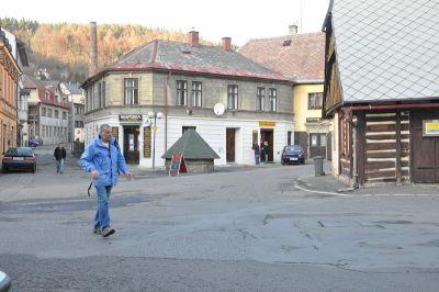 Návrhy na podobu Malého náměstí v Železném Brodu ukáže radnice ve druhé polovině března