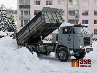 Jablonec už má připraven plán na zimní údržbu