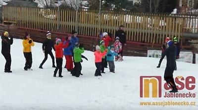 Ohlédnutí za zimními sportovními hrami v Desné