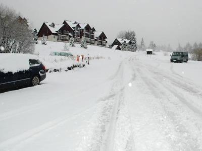 Krajští silničáři mají za sebou první ostré výjezdy v letošní zimní sezoně