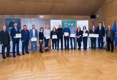 V krajském kole soutěže Zlatý erb zvítězily Křižany, Semily a Jablonec
