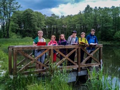 Nadace podporuje ekologickou výchovu dětí už 16 let