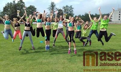 Mladé atletky za ZŠ Pasířská vybojovaly účast ve finále Poháru rozhlasu