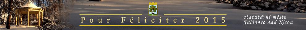 PF 2015 Město Jablonec nad Nisou