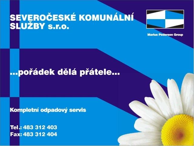 Severočeské komunální služby s.r.o.