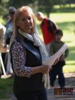 Tisková mluvčí jablonecké radnice Jana Fričová.