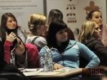 Seminář přesvědčoval jablonecké středoškoláky k darování krve