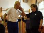 Jablonečtí Sokolové pilně nacvičují na všesokolský slet.