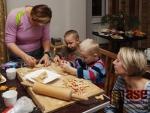 Vánoční pečení ve Studiu Fit v Jablonci nad Nisou.