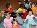 Děti z MŠ Čtyřlístek
