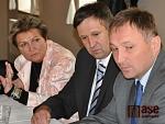 Jablonec povede ODS, Domov a TOP 09