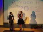 Unikátní přehlídka módní a bižuterní tvorby Made in Jablonec 2012 v jabloneckém Eurocentru.