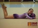 Závody v moderní gymnastice jednotlivkyň