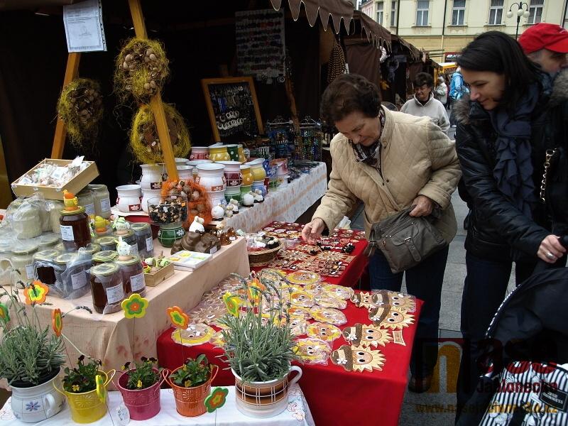 Velikonoční oslavy v Jablonci nad Nisou.