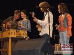 Vystoupení Wabiho Daňka, Miloše Dvořáčka a skupiny Nautica v pořadu Hvězdy a hvězdičky v Eurocentru, vyhlášení ceny