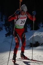 Obrazem: Český biatlonový tým a závody v Pokljuce