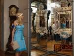 Muzejní noc  s motýlem v Muzeu skla a bižuterie v Jablonci nad Nisou.