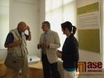 Setkání zástupců sklářských podniků a organizací, škol a veřejné správy z regionu v Muzeu skla a bižuterie v Jablonci nad Nisou.