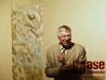 Výstava semestrálních prací studentů Návrhářství skla a šperku Katedry designu Textilní fakulty Technické univerzity Liberec v Galerii N.